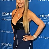 Pictured: Mariah Carey
