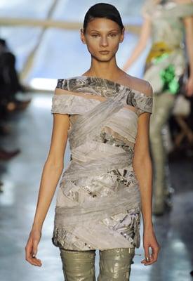 Rodarte Designs Bridalwear