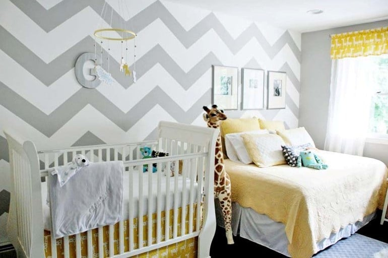 A Soothing Space For Baby