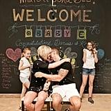 Older Siblings Helping With Gender-Reveal Idea