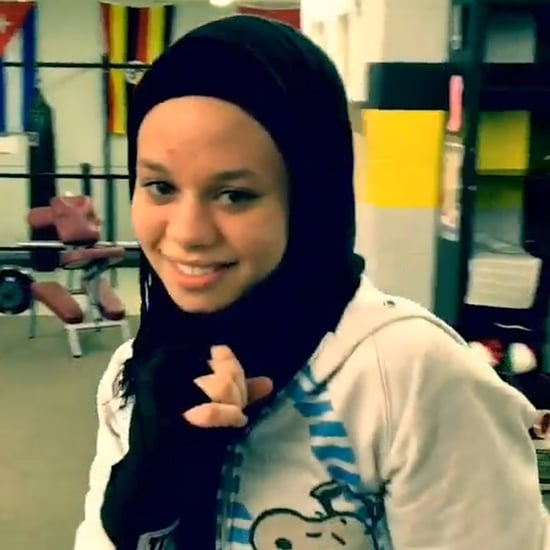 Teen Boxer Fights to Wear a Hijab (Video)