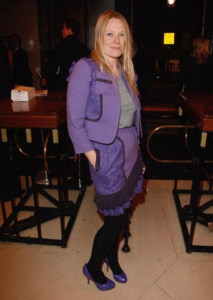 Luella Bartley Wins British Designer of The Year at the British Fashion Awards 2008