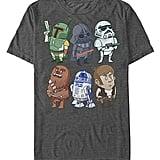 Star Wars Doodle T-Shirt
