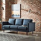 Rivet Revolve Modern Upholstered Sofa Couch