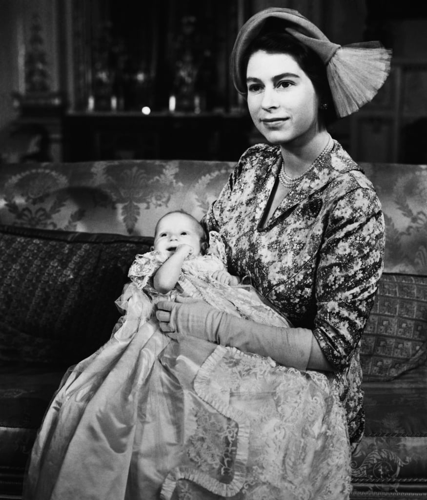 The Queen With Princess Anne
