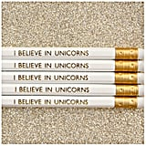 Unicorn Pencils ($2)