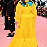 Hari Nef at the 2019 Met Gala