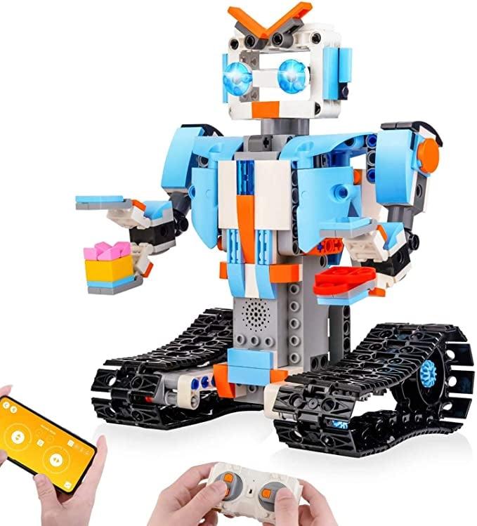 Sillbird STEM Building Blocks Robot for Kids | Tech ...