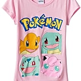 Pokémon Characters Graphic Tee