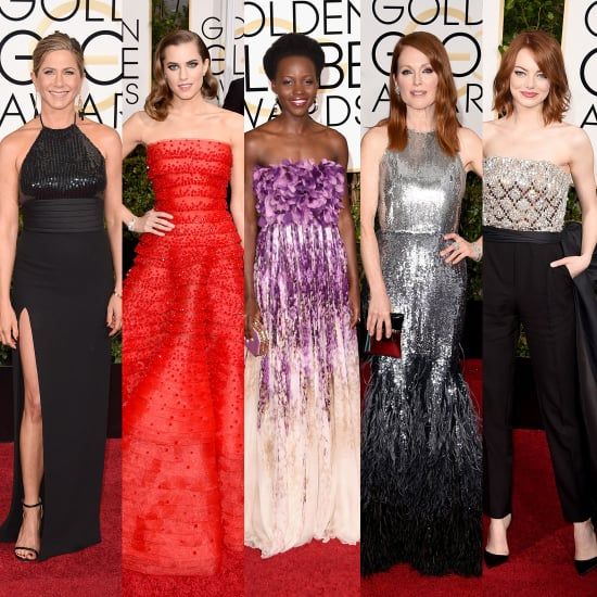 Best Dressed at Golden Globes 2015