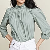 Sea Sienna 3/4 Sleeve Blouse