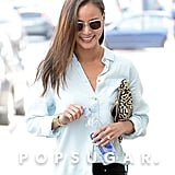Jamie Chung Shows Off Her Gorgeous Engagement Ring
