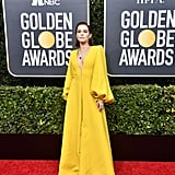 Zoey Deutch at the 2020 Golden Globes