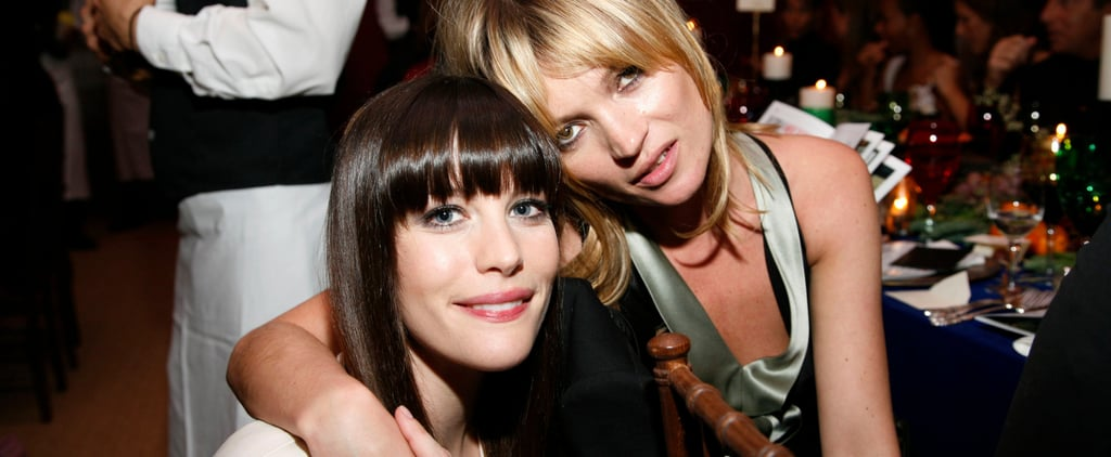 Kate Moss and Liv Tyler Pictures