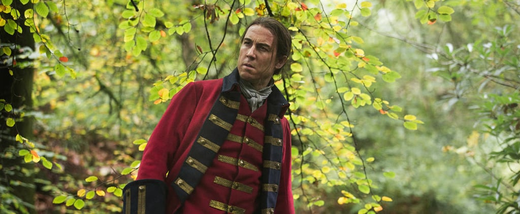 Tobias Menzies of Outlander Interview