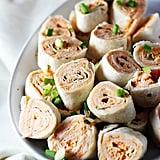 Make-Ahead Appetizer: Buffalo Chicken Pinwheels