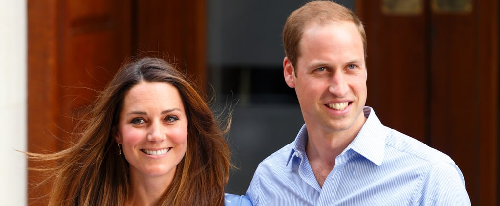 Kate and Prince William Ordered Pizza After George's Birth