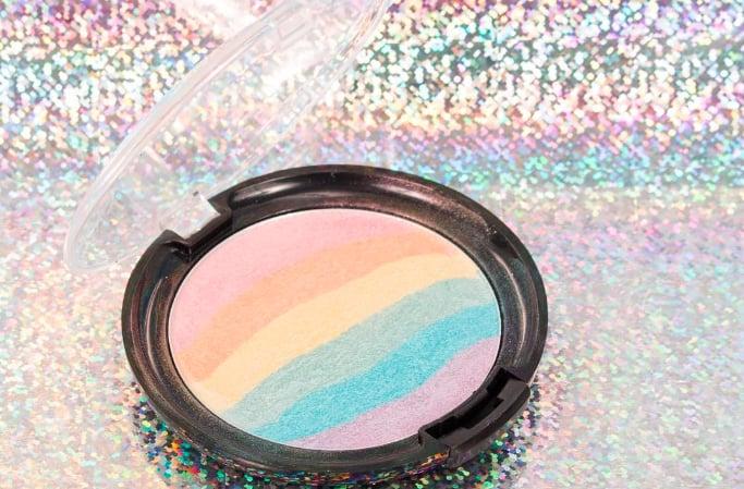 Rainbow Strobing