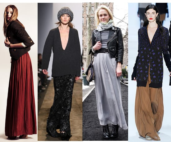 FabSugar Shows You How to Wear a Maxi Skirt