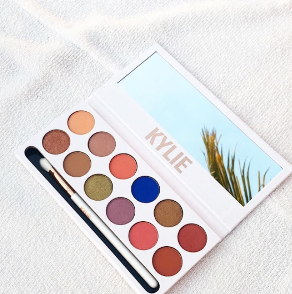 Kylie Cosmetics Royal Peach Eye Shadow Palette Popsugar