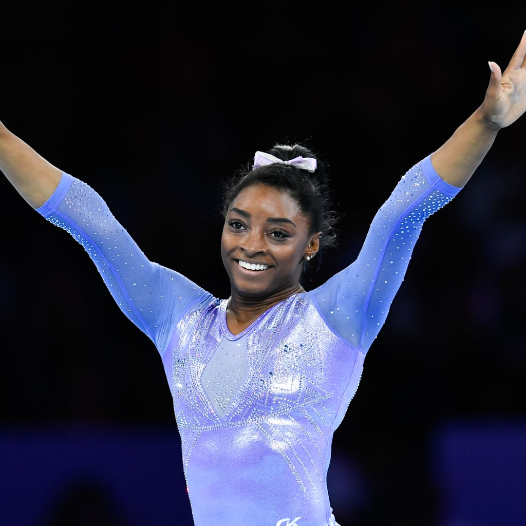 Simone Biles on Staying Positive and Skin Care