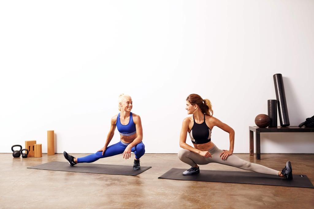 تمارين تمديد عضلات الورك لتخفيف ألم الظهر السفليّ