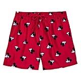 Mickey Mouse Swim Trunks For Men