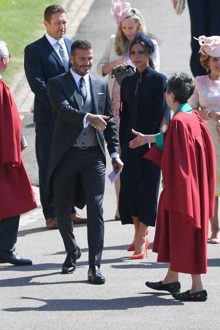 Victoria Beckham Dress At Royal Wedding 2018 Popsugar