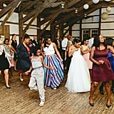 Mess Hall Dancing