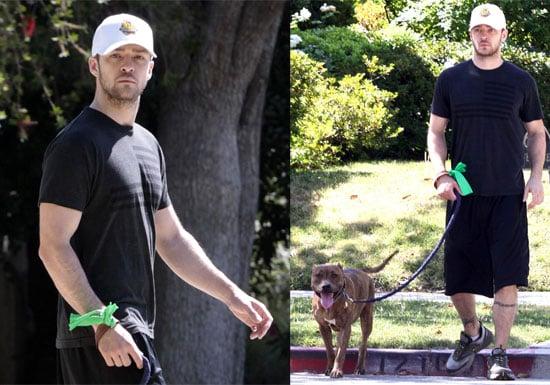 Photos of Justin Timberlake in LA