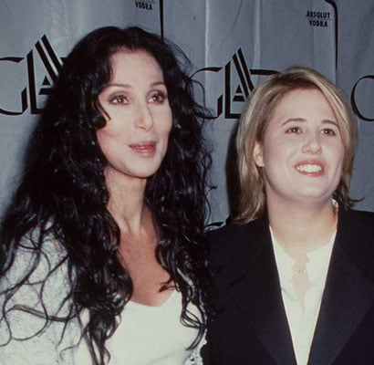 Cher Supports Chaz's Decision to Transition