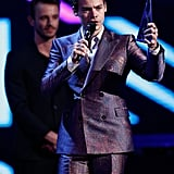 Harry Styles at the 2017 ARIA Awards