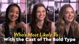 The Bold Type Video Interview