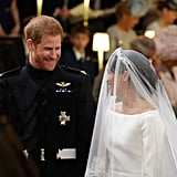Harry and Meghan Laughing at the Altar, 2018