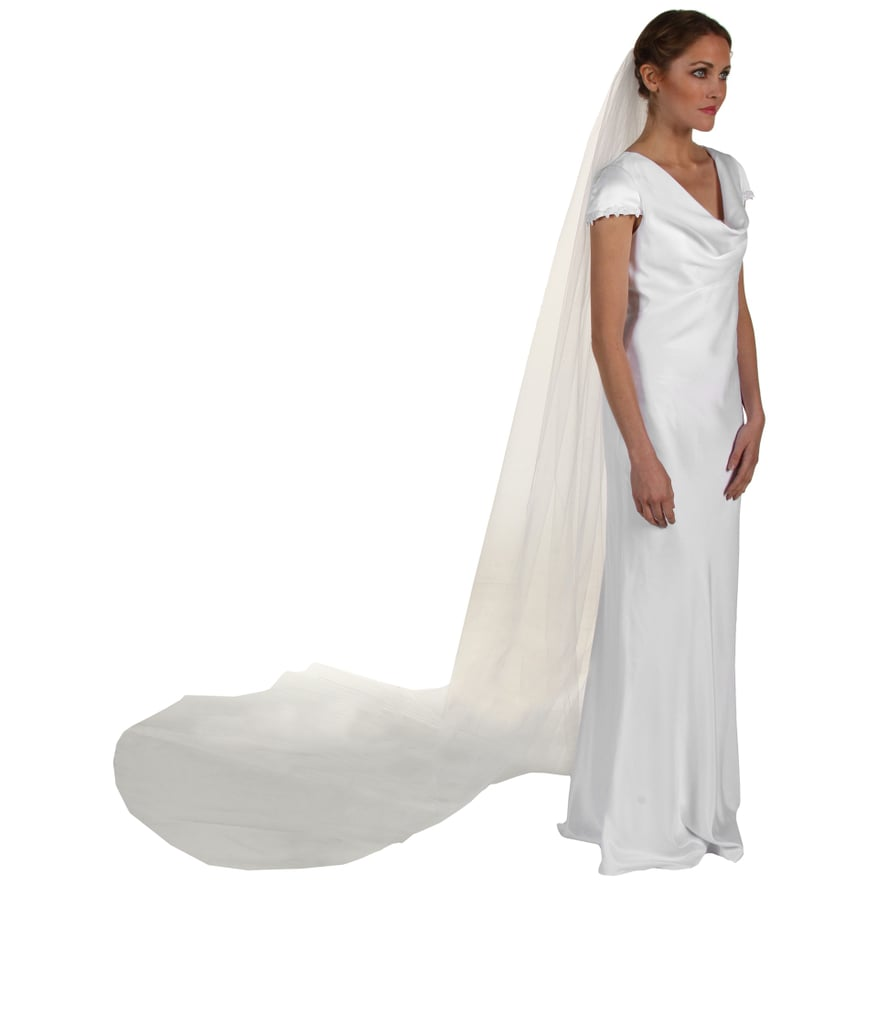 This Cathedral Veil Comes At An Affordable 150
