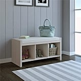 Ameriwood Home Penelope Entryway Storage Bench