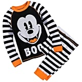 Glow-in-the-Dark Mickey Mouse Halloween PJ Set