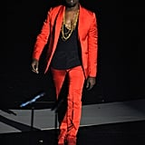 12 Sept. 2010: Kanye Comes Forward With a Song of His Own