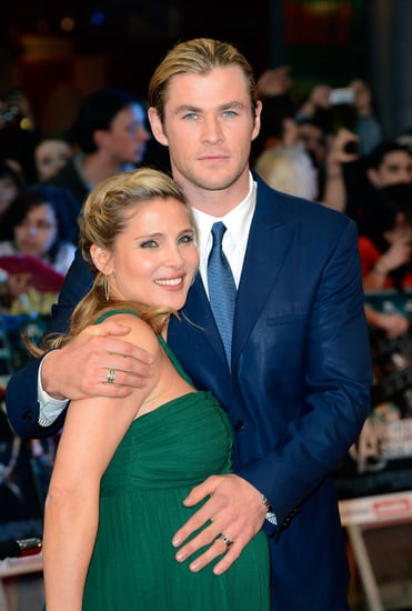 Chris Hemsworth And Wife Elsa Pataky Welcomed Baby India Hemsworth Into The World In London On Friday