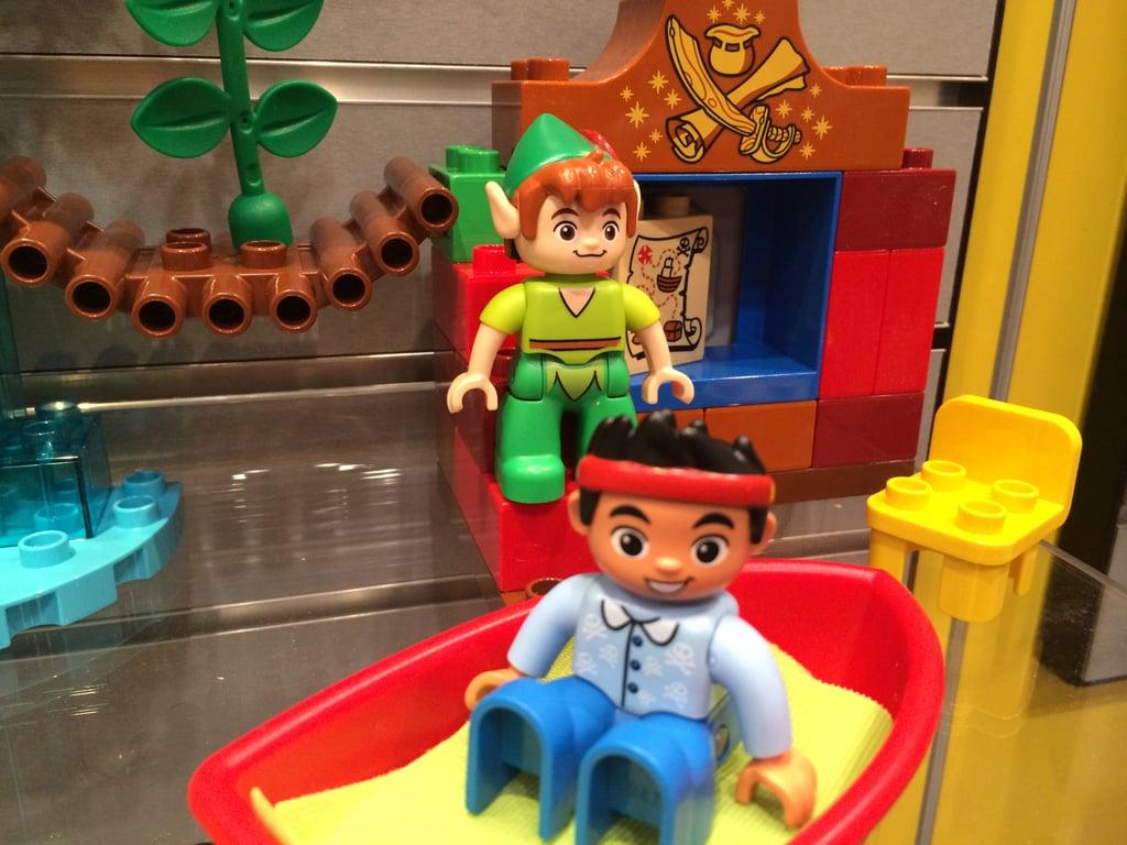 Lego Duplo Peter Pan's Visit