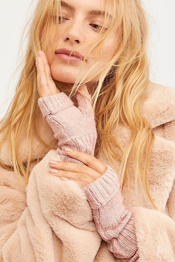 No Chill Cashmere Blend Armwarmer