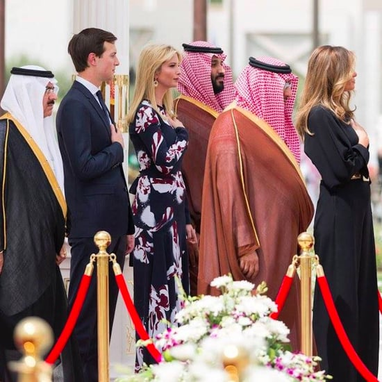 Twitter Response to Ivanka Trump Skipping Headscarf in Saudi