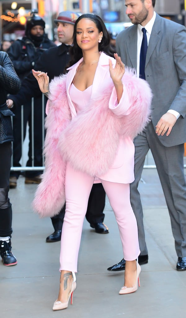 How To Get Rihanna 39 S Style Popsugar Fashion