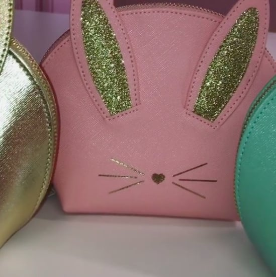 Too Faced Bunny Bags