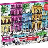 Galison Michael Storrings Cuba Jigsaw Puzzle