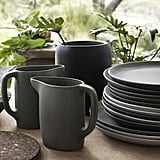 A closer look at the beautiful earthenware collection.
