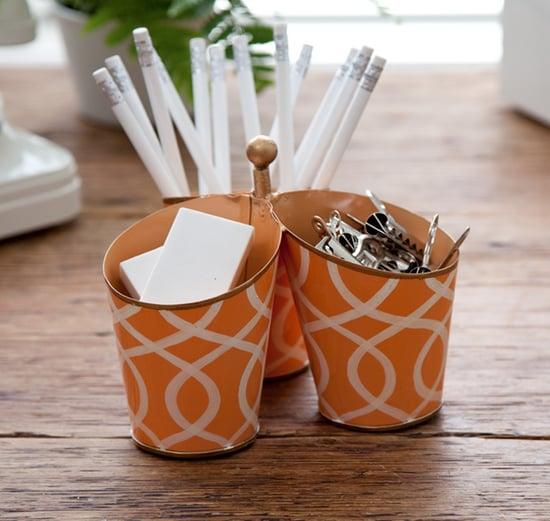 cute desk accessories for organizing your workspace popsugar smart living