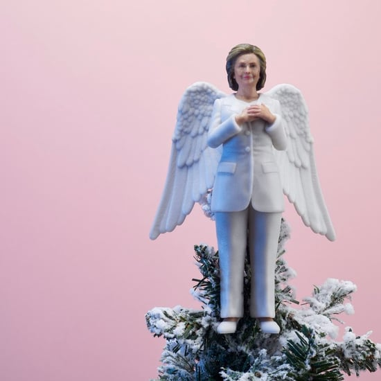Hillary Clinton Christmas Angels