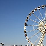 Go to a local fair and ride the Ferris wheel.
