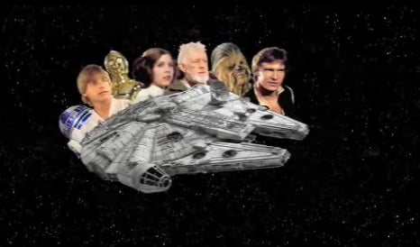 Star Wars as Told by Someone Who Has Never Seen It